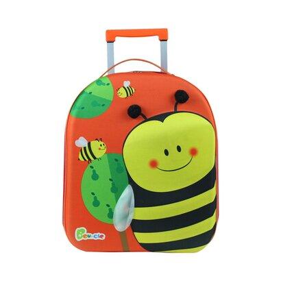 Le sac à roulette pour enfant Bouncie Abeille 40cm de BAYER CHIC