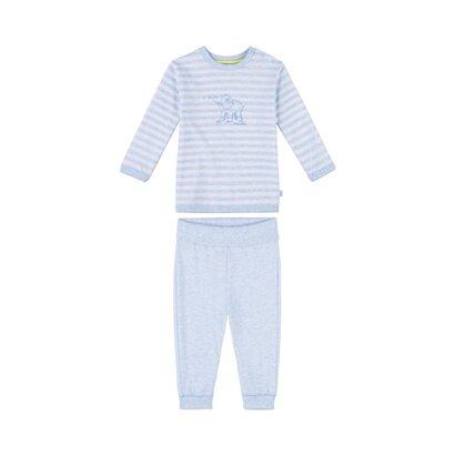 Gestreepte pyjama Olifant van SANETTA