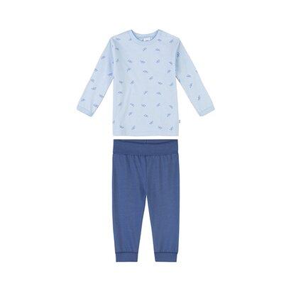 Pyjama lang Papieren bootje van SANETTA