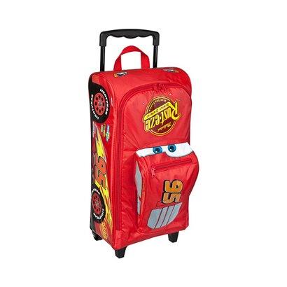 La valise à roulettes enfant 3D Cars de UNDERCOVER DISNEY CARS 3