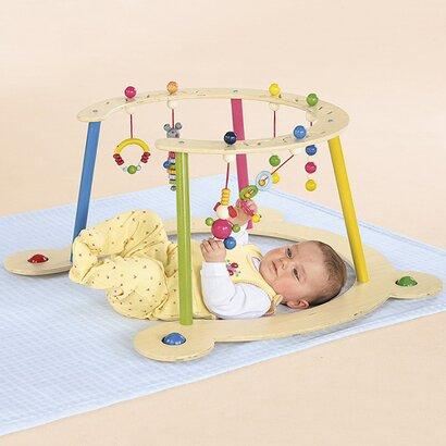 hess spielzeug portique de jeu sp cial premiers pas commander en ligne baby walz. Black Bedroom Furniture Sets. Home Design Ideas