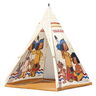 yakari tipi zelt online kaufen babywalz. Black Bedroom Furniture Sets. Home Design Ideas
