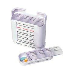 wochen medikamentendosierer 7 tage