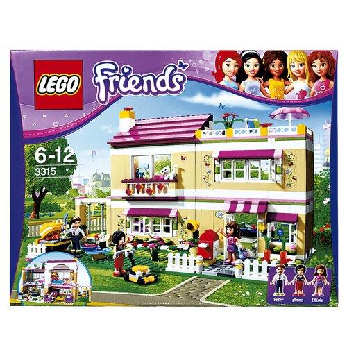 LEGO® FRIENDS 3315 Traumhaus
