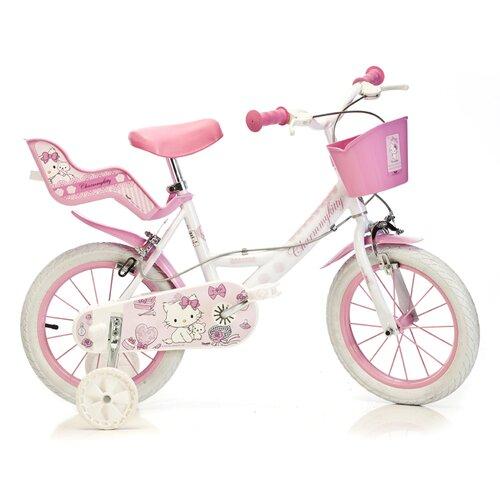 CHARMMY KITTY Kinderfahrrad Hello Kitty 14 Zoll
