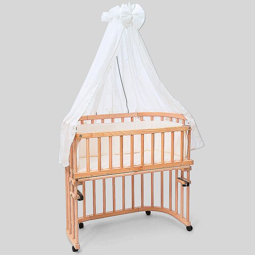 babybay verschlussgitter f r beistellbett midi mini original baby bettgitter ebay. Black Bedroom Furniture Sets. Home Design Ideas
