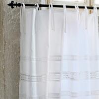 gardine orbe aus baumwolle online kaufen mirabeau. Black Bedroom Furniture Sets. Home Design Ideas