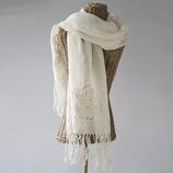 Schal Nancy aus Leinen
