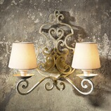 Wandlampe Sablet