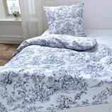 Bettwäsche-Garnitur Toulon aus Baumwolle, 2-teilig