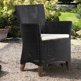 Sessel Lingueil mit Sitzkissen