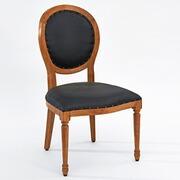 Stuhl Brecey ohne Armlehnen