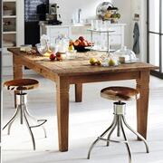 Tisch Mezieres aus Teakholz