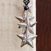 Sterne Lavelanet aus Birkenrinde, 6er-Set