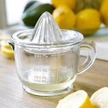 Zitronenpresse Dinan aus Glas