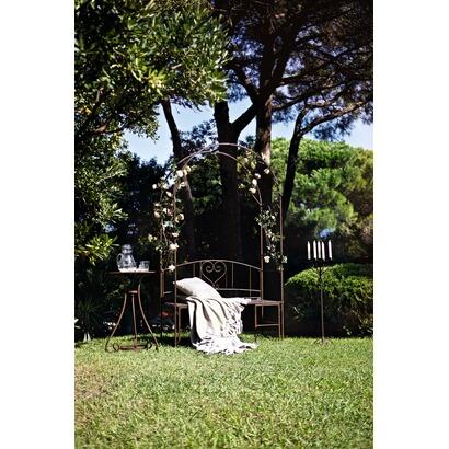 rosenbogen caden mit sitzbank online kaufen mirabeau. Black Bedroom Furniture Sets. Home Design Ideas