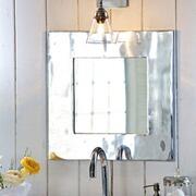 Spiegel Cavriglia aus Aluminium