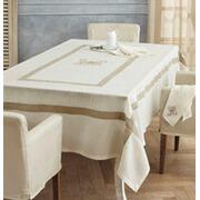 Tischdecke Fiorentino aus Leinen