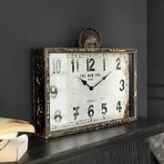 Uhr Sesto aus Metall
