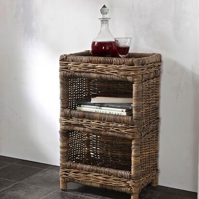 Rattan regal fiorentino online kaufen mirabeau - Rattan regal badezimmer ...