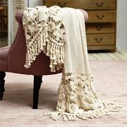 Plaid Shimoga aus Baumwolle