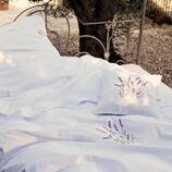 Bettwäsche Mira aus Baumwolle, 2-teilig