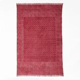 Teppich Agron aus Baumwolle