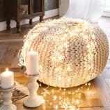 LED Regen Glasklunker Cisse