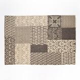 Teppich Credogne aus Baumwolle