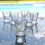 Wasserglas Euche, 6er-Set