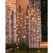 LED-Globelichterkette Oudon