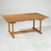 Tisch Rimonde aus Teakholz
