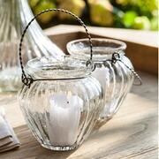 Teelichthalter Ernee, 2er-Set