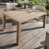 Tisch Moretti aus Teakholz