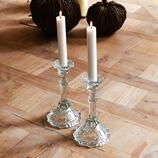Kerzenhalter Bourges, 2er-Set