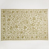 Teppich Scey aus Baumwolle