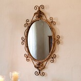 Spiegel Artuby aus Eisen