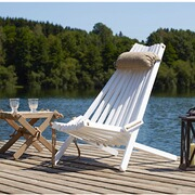 Relaxstuhl Rienz aus Birkenholz