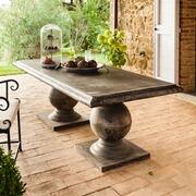 Tisch Eddachra aus Natursteingemisch