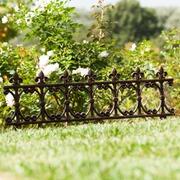 Gartenzaun Evre aus Gusseisen