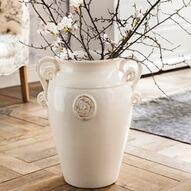 Bodenvase Stemma aus Keramik