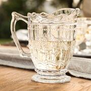 Krug Saint-Bannette aus Glas