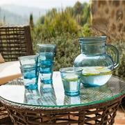 Wasserglas Lao, 6er-Set