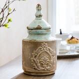 Dose Brame aus Keramik