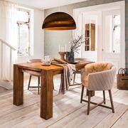 Tisch Dunieres aus Akazienholz