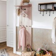 Garderobe Wimereux aus Eiche