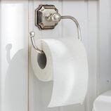 Toilettenpapierhalter Neste aus Messing