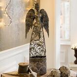 Engel Ourcq aus Eisen