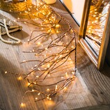 LED-Girlande Aubois