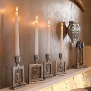Kerzenhalter Rognon, 4er-Set